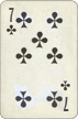 Seven of Clubs