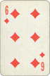 Six of Diamonds