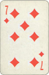 Seven of Diamonds