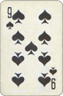 Nine of Spades