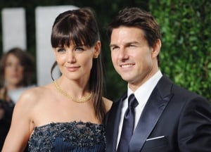 Katie Holmes Is Seeking a Divorce from Tom Cruise