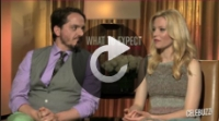 "Elizabeth Banks on ""Hunger Games""  (EXCLUSIVE VIDEO)"