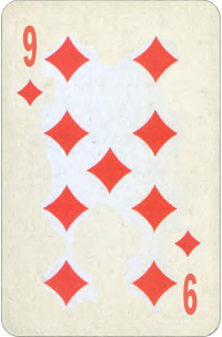 Nine of Diamonds