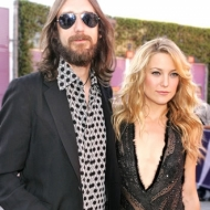 Chris Robinson & Kate Hudson