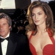 Cindy Crawford & Richard Gere