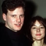 Colin Firth & Meg Tilly