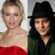 Renee Zellweger and Jack White