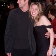 Renee Zellweger and Jim Carrey