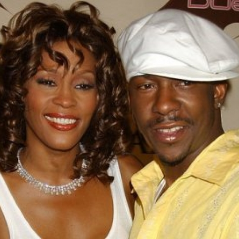 Bobby Brown & Whitney Houston