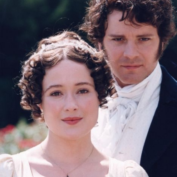 Colin Firth & Jennifer Ehle