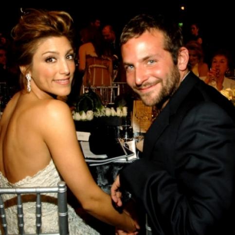 Jennifer Esposito & Bradley Cooper