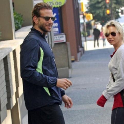 Renee Zellweger & Bradley Cooper