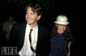 Debra Winger and Timothy Hutton