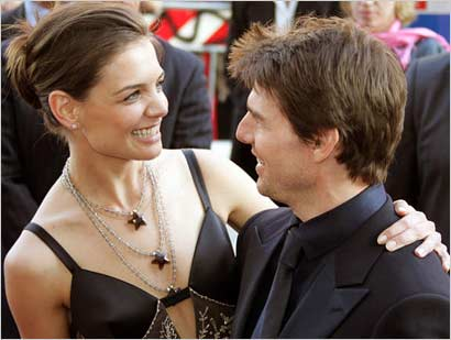 Cruise Katy Holmes on Katie Holmes And Tom Cruise  Love  Marriage  Divorce
