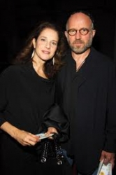 Arliss Howard and Debra Winger