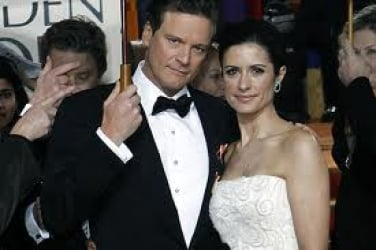 Colin Firth and Meg Ti...