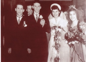 Nancy Sinatra and Frank Sinatra