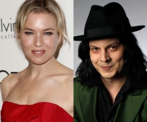 Jack White and Renee Zellweger