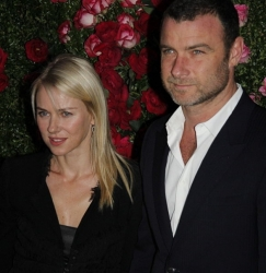 Liev Schreiber and Naomi Watts