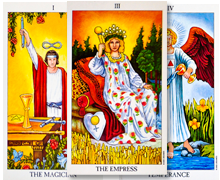 Major Arcana Tarot