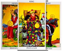 Pentacles Tarot