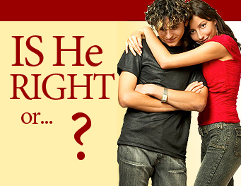Are You Dating Mr. Right?