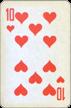 Ten of Hearts