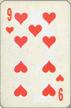 Nine of Hearts