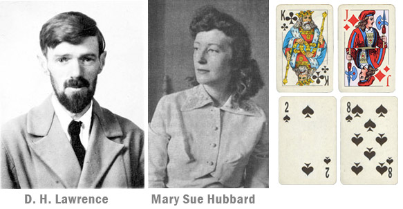 Mary Sue Hubbard and D.H. Lawrence