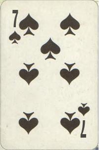Seven of Spades