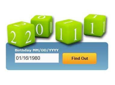 Numerology Calculator (Birthday)