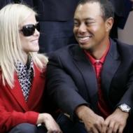 Elin Nordegren & Tiger Woods