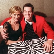 Lauren Holly & Jim Carrey