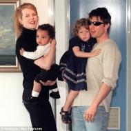 Nicole Kidman & Tom Cruise