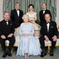 Prince Philip & Queen Elizabeth II