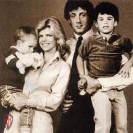 Sasha Czack & Sylvester Stallone