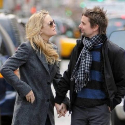Kate Hudson & Matthew Bellamy