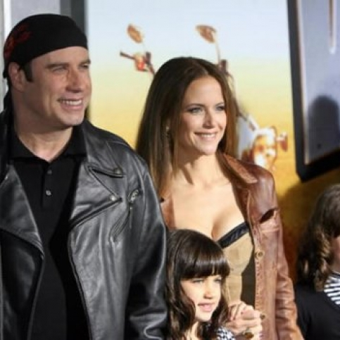 Kelly Preston & John Travolta