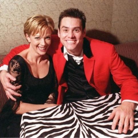 Lauren Holly & Jim Carrey