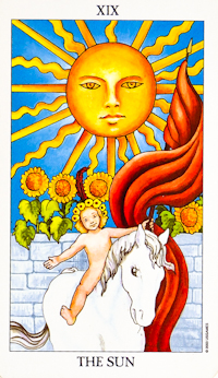 Sun Tarot