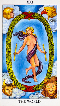 World Tarot